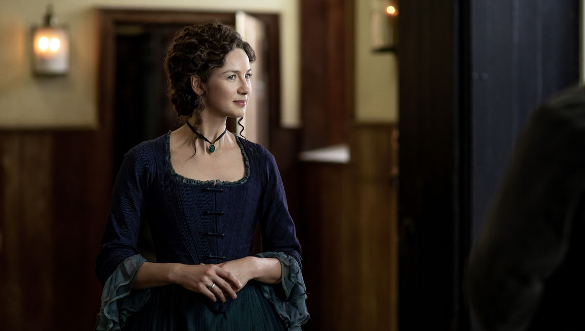 Outlander 506 Claire