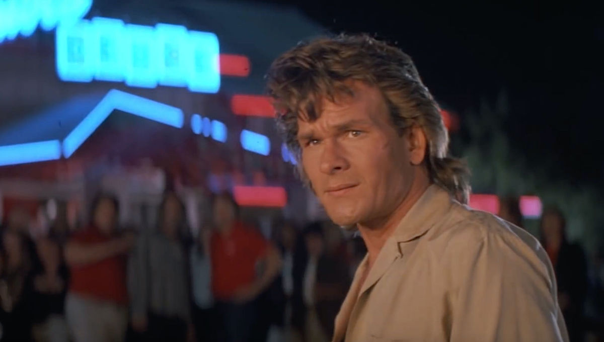Patrick Swayze in Road House