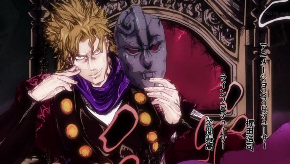 Phantom Blood Header