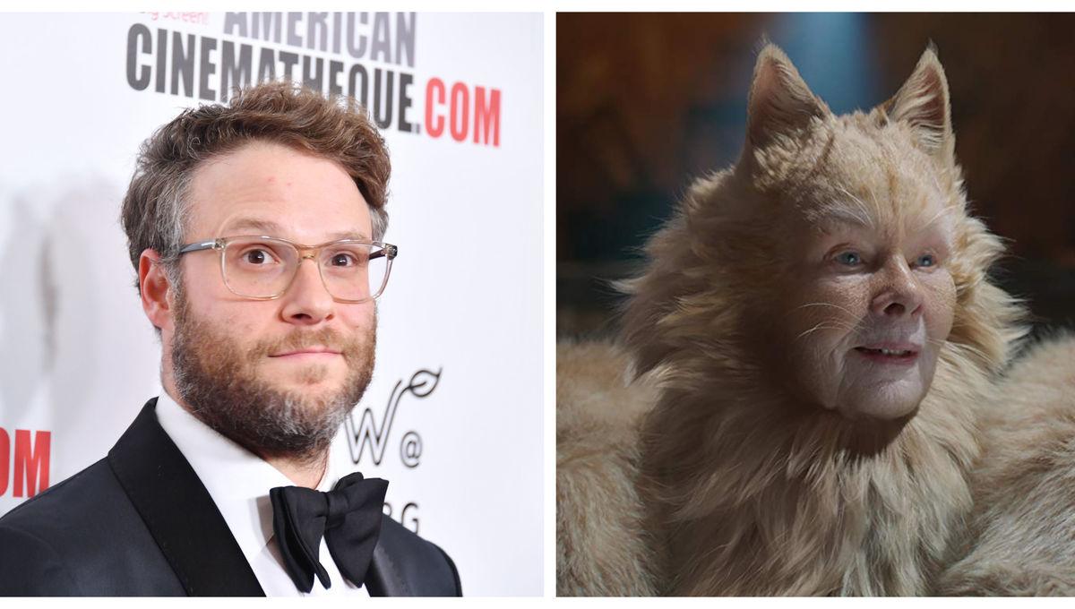 Seth Rogen & Cats