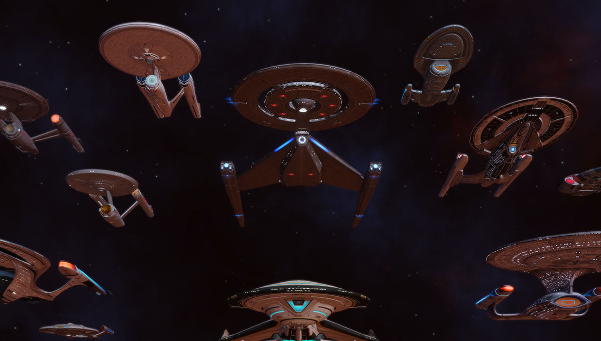 Star Trek Online Legacy Starfleet