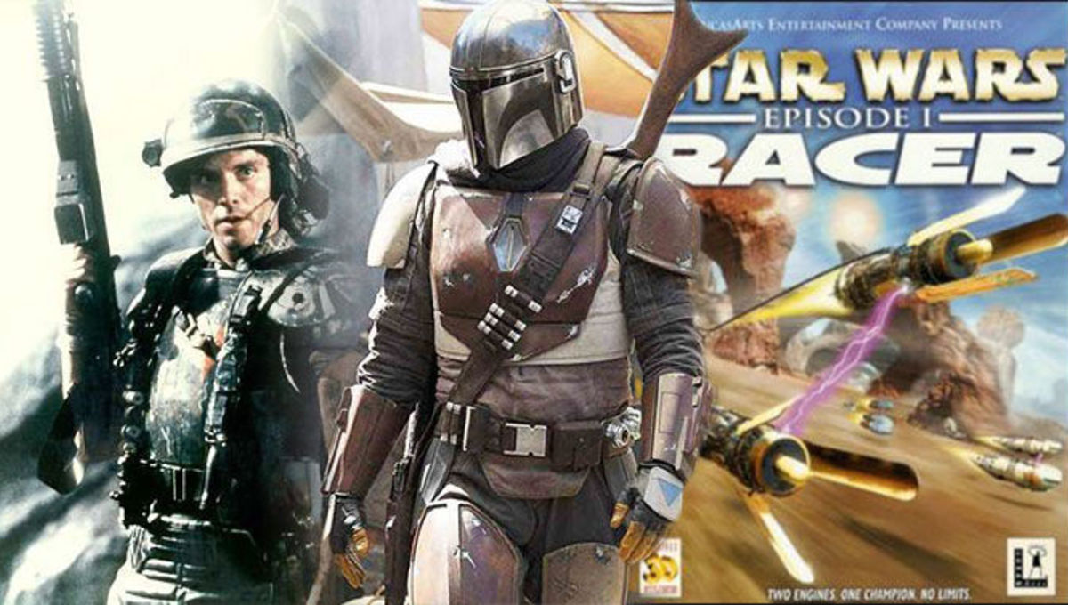 Star Wars Mandalorian Season 2 Casts Michael Biehn Podracing Gets Ported