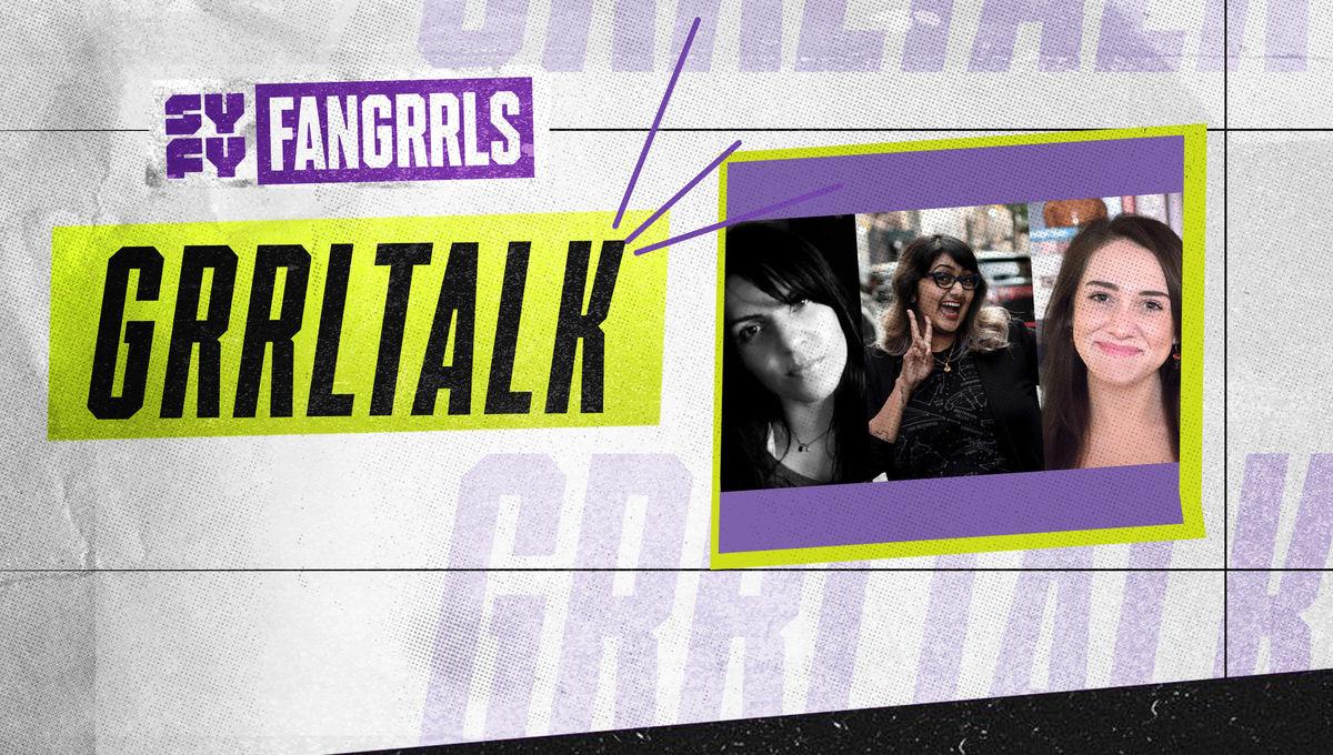 Strong Female Characters GRRLtalk