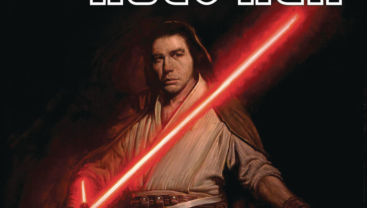 The Rise of Kylo Ren #4 cover