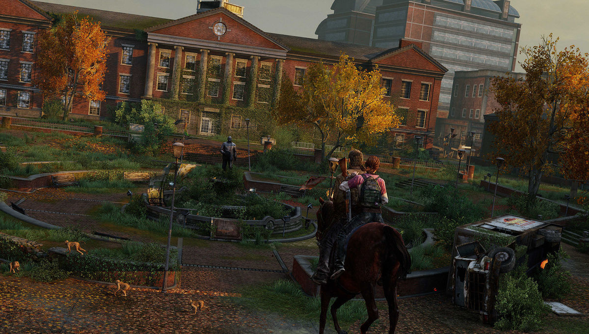 The Last of Us official