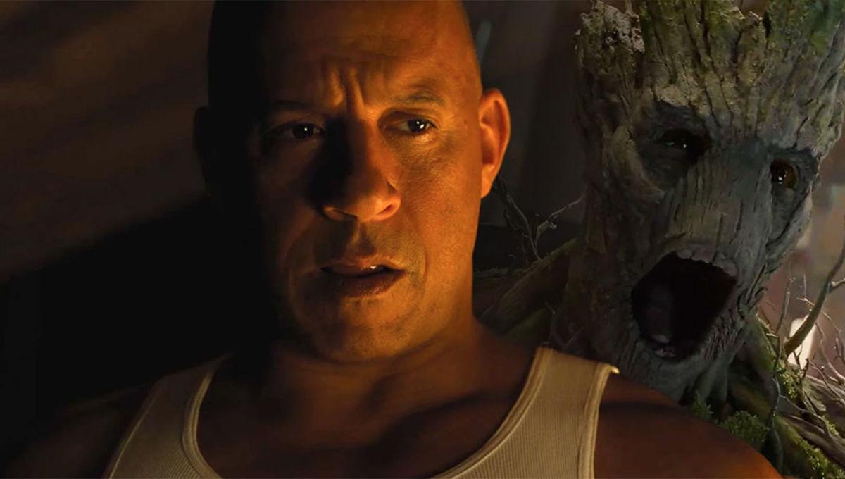 Vin Diesel (and Groot)