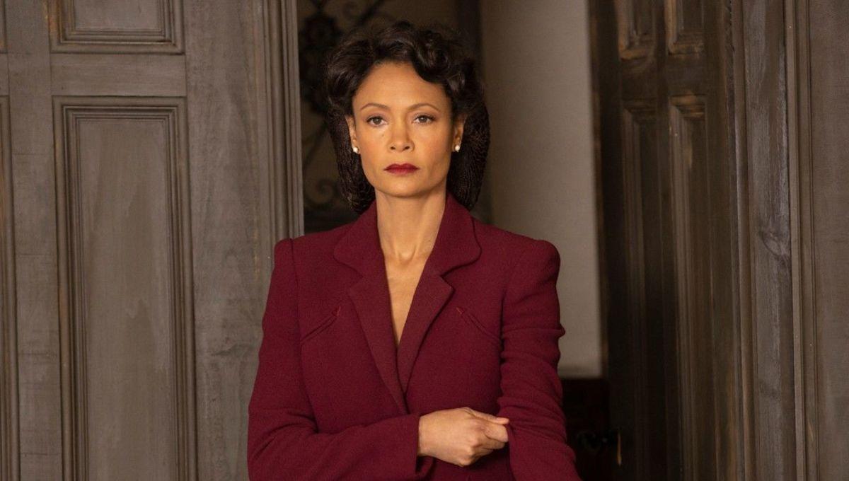 Thandie Newton as Maeve in Westworld Season 3