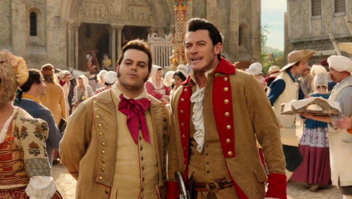 Beauty and the Beast LeFou Gaston