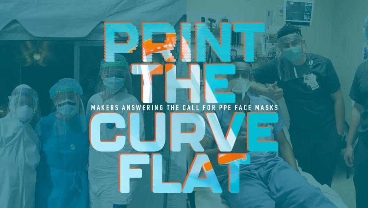Print The Curve Flat