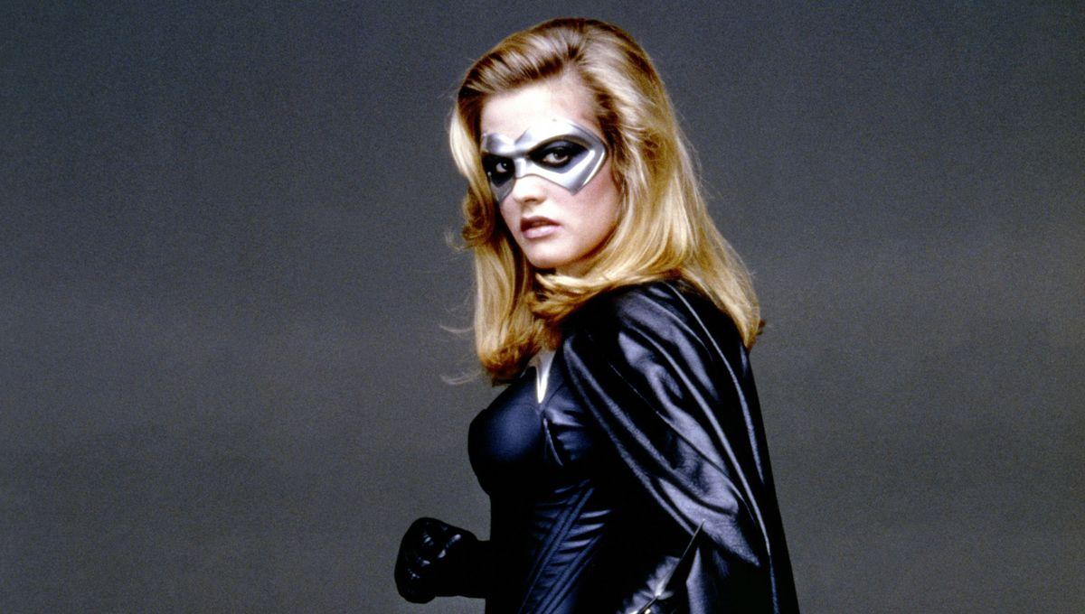 Alicia Silverstone Batman & Robin