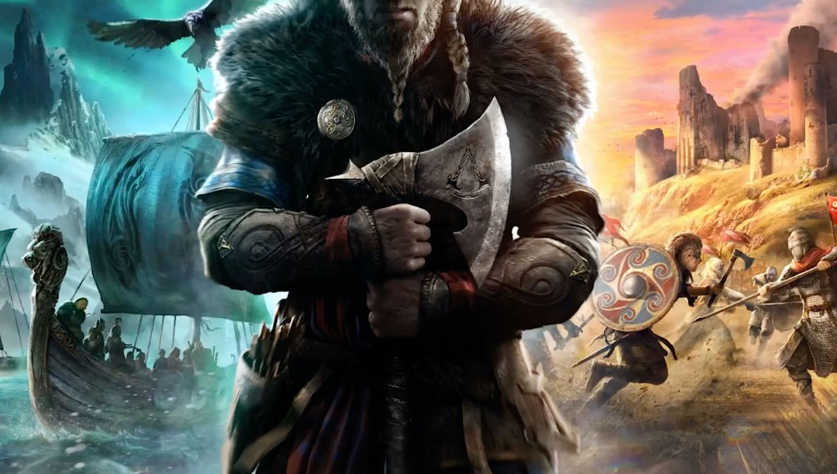 Assassins Creed Valhalla banner image detail