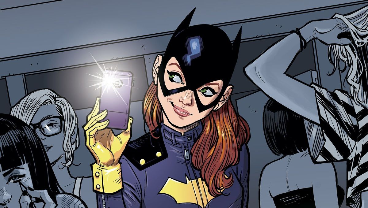Barbara Gordon Batgirl