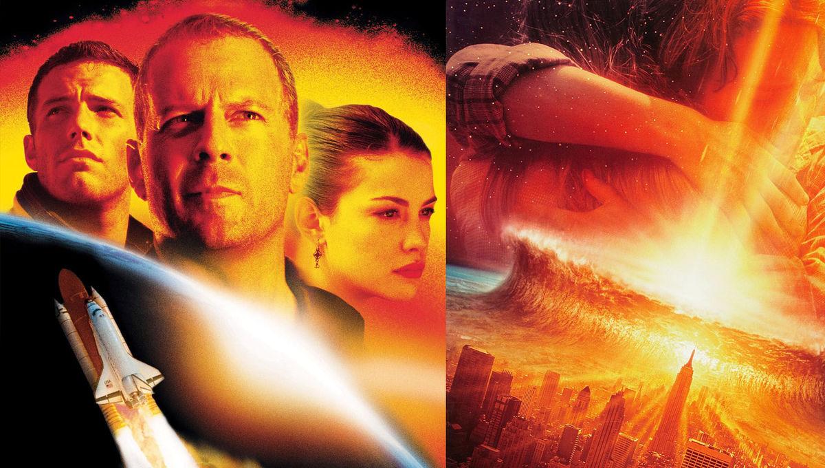 Armageddon and Deep Impact