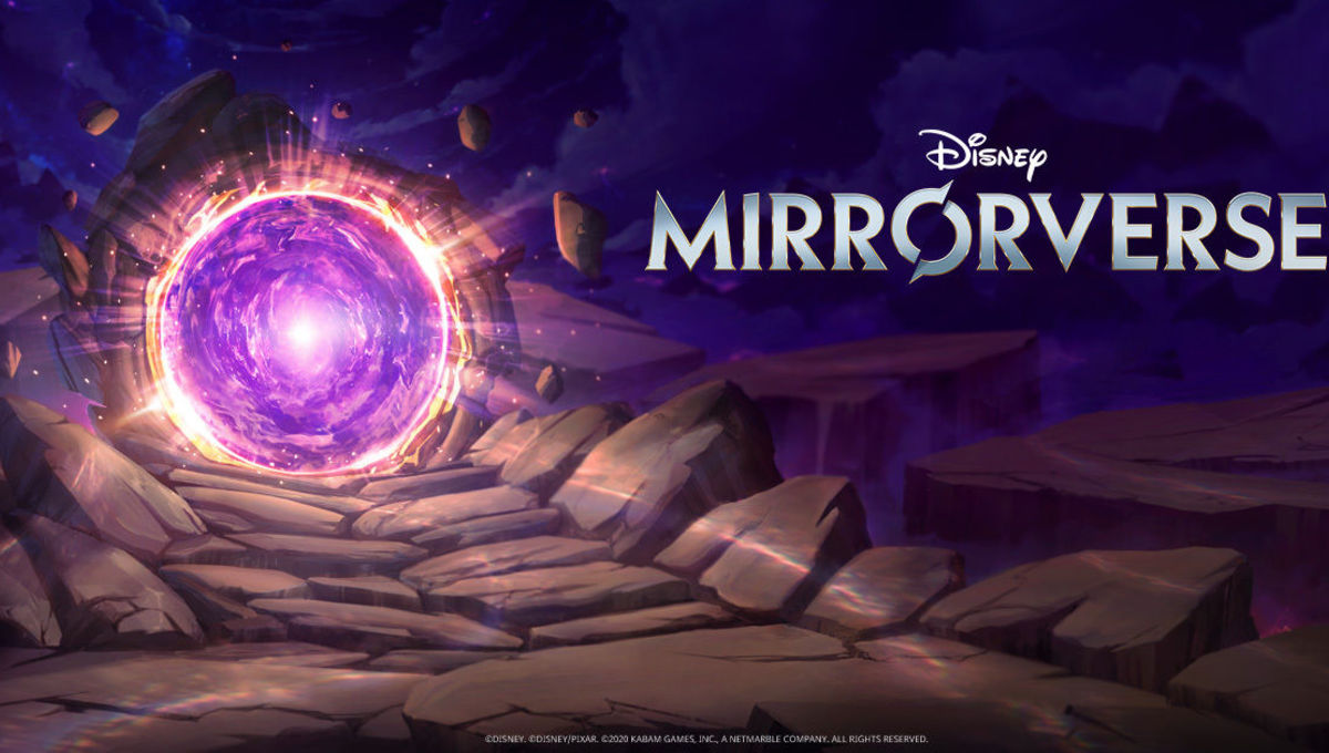 Disney Mirrorverse game banner