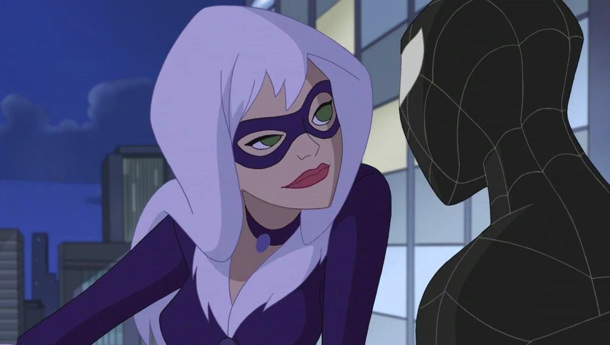 Black Cat The Spectacular Spider-Man