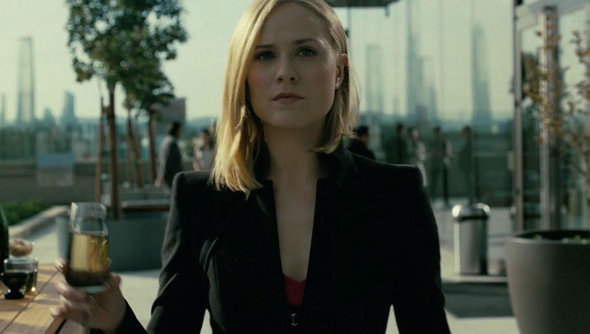 Evan Rachel Wood as Dolores in Westworld Season 3