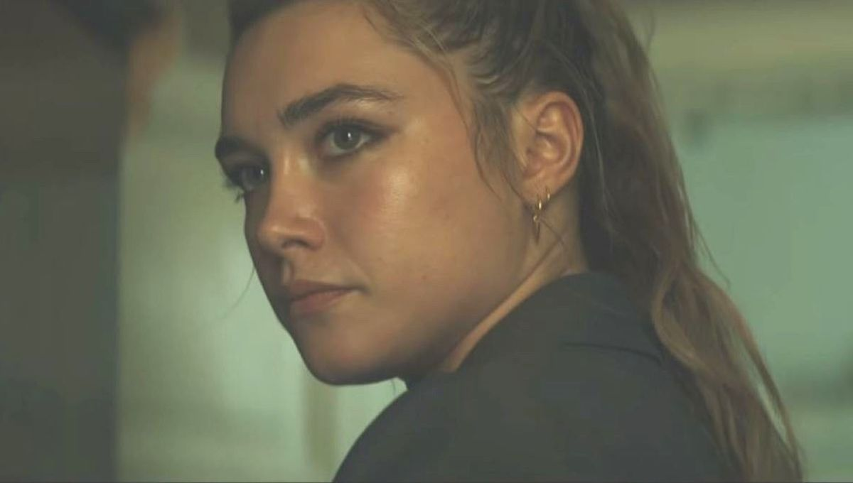Florence Pugh in Black Widow