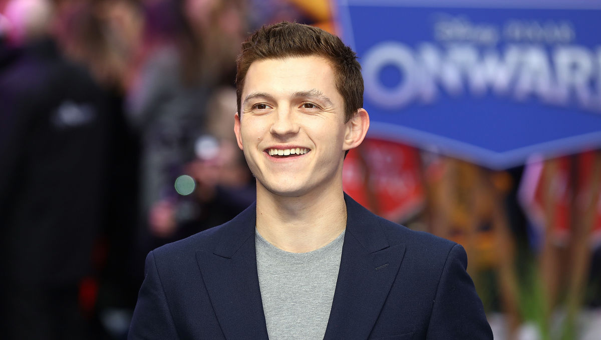 Tom Holland Getty