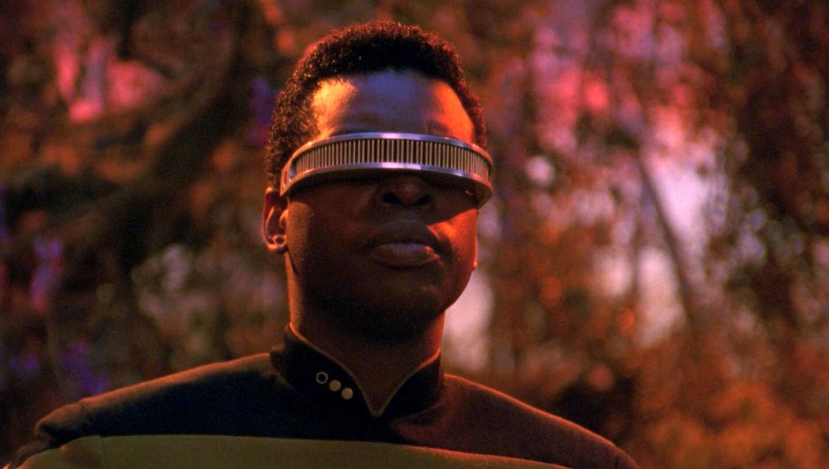 LeVar Burton Star Trek The Next Generation