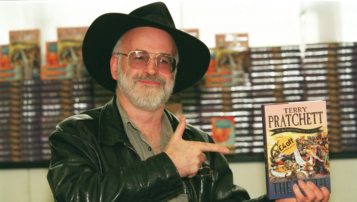 Discworld Terry Pratchett