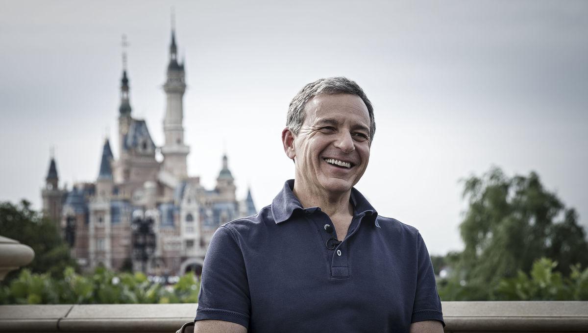 bob Iger Disney World