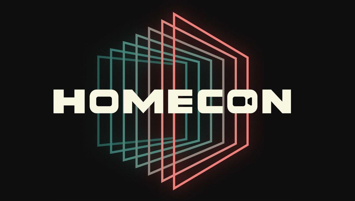 HomeCon 2020 logo