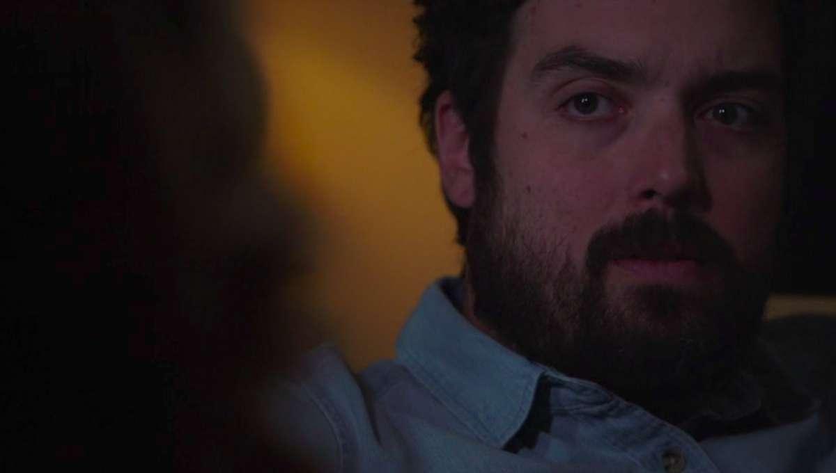 Jonah ray into the dark face