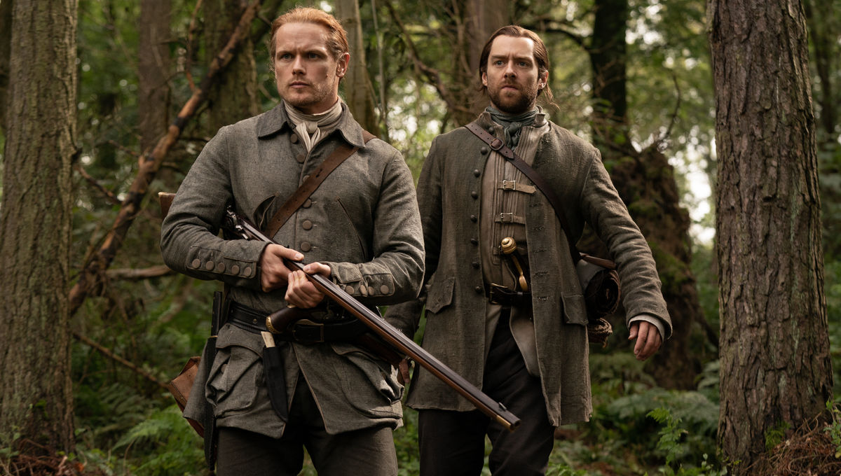 Outlander 509 Jamie and Roger