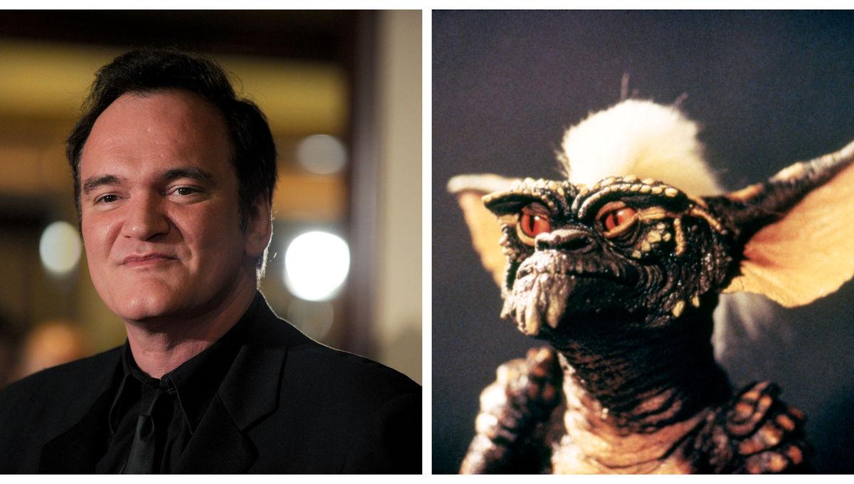 Quentin Tarantino Gremlins