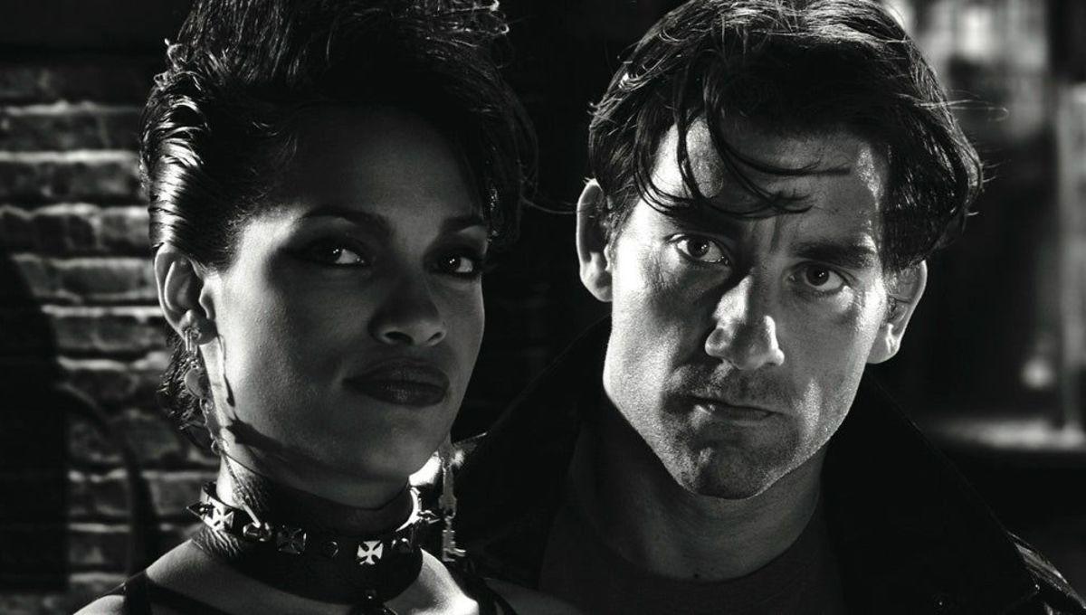 Rosario Dawson Sin City