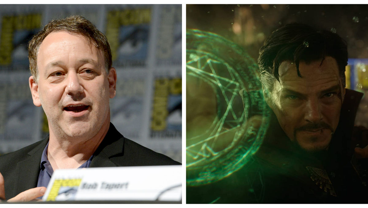 Sam Raimi Doctor Strange