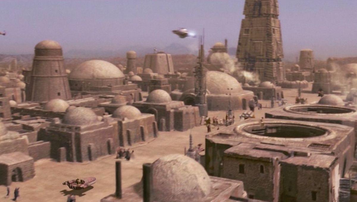 Star Wars Mos Eisley