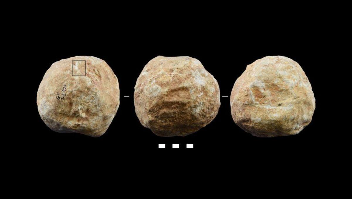 stone ballls