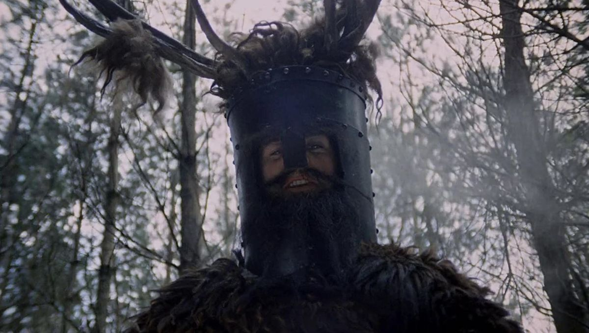 Terry Jones Monty Python and the Holy Grail