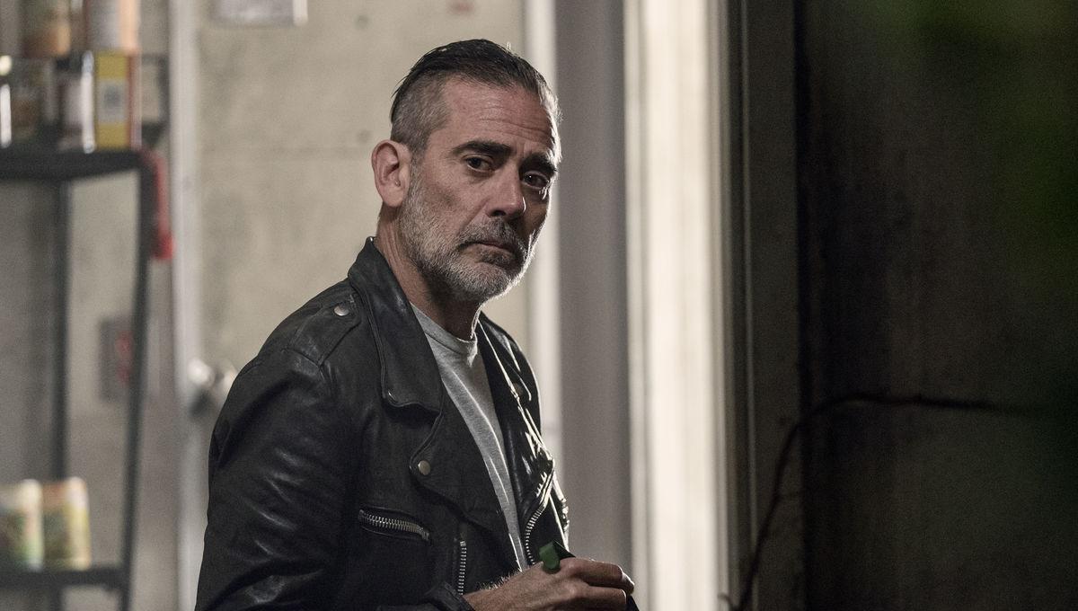 Jeffrey Dean Morgan The Walking Dead