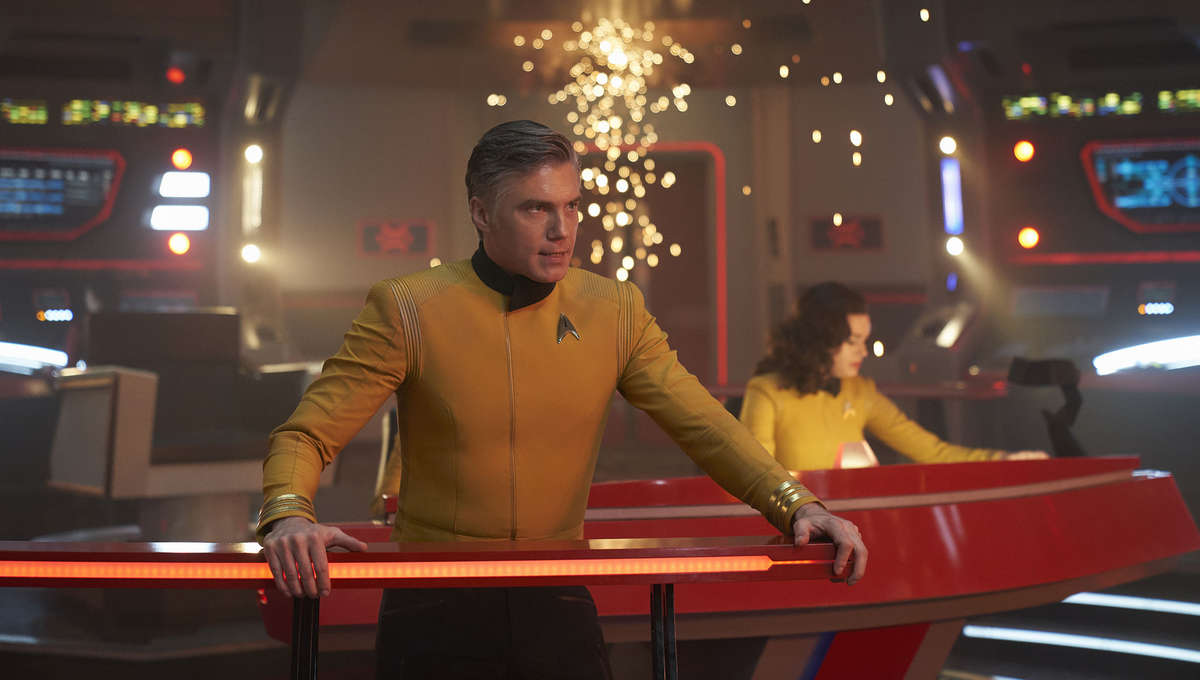 Anson Mount Star Trek Discovery