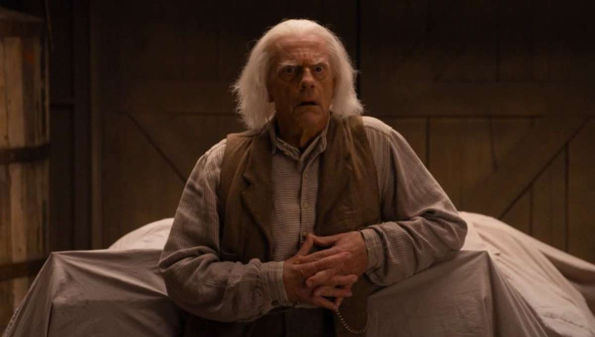 Christopher Lloyd Doc Brown A Million Ways to Die in the West