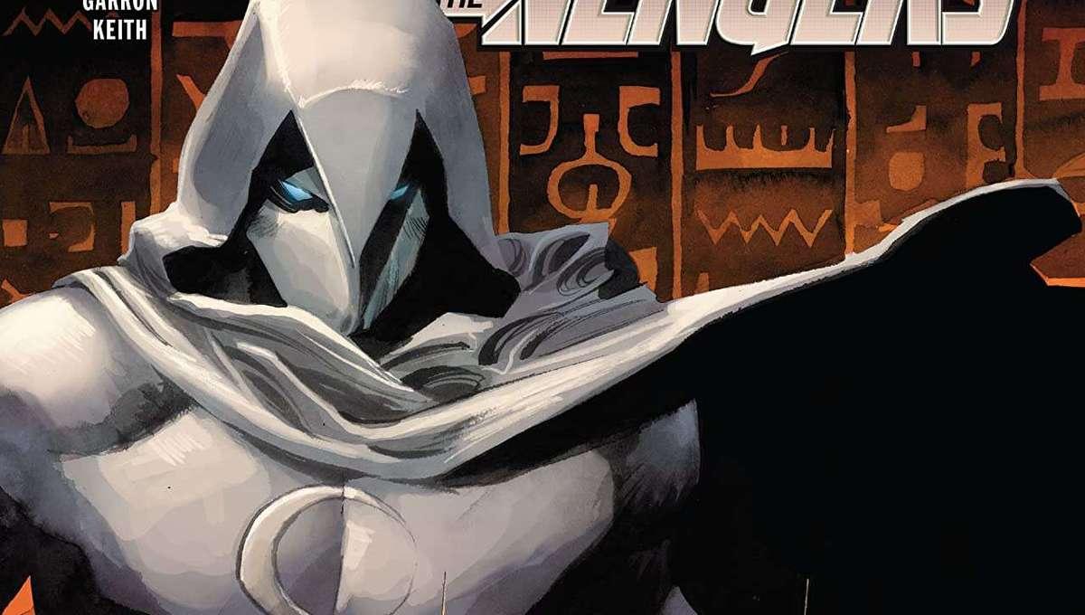 Avengers 33 cover