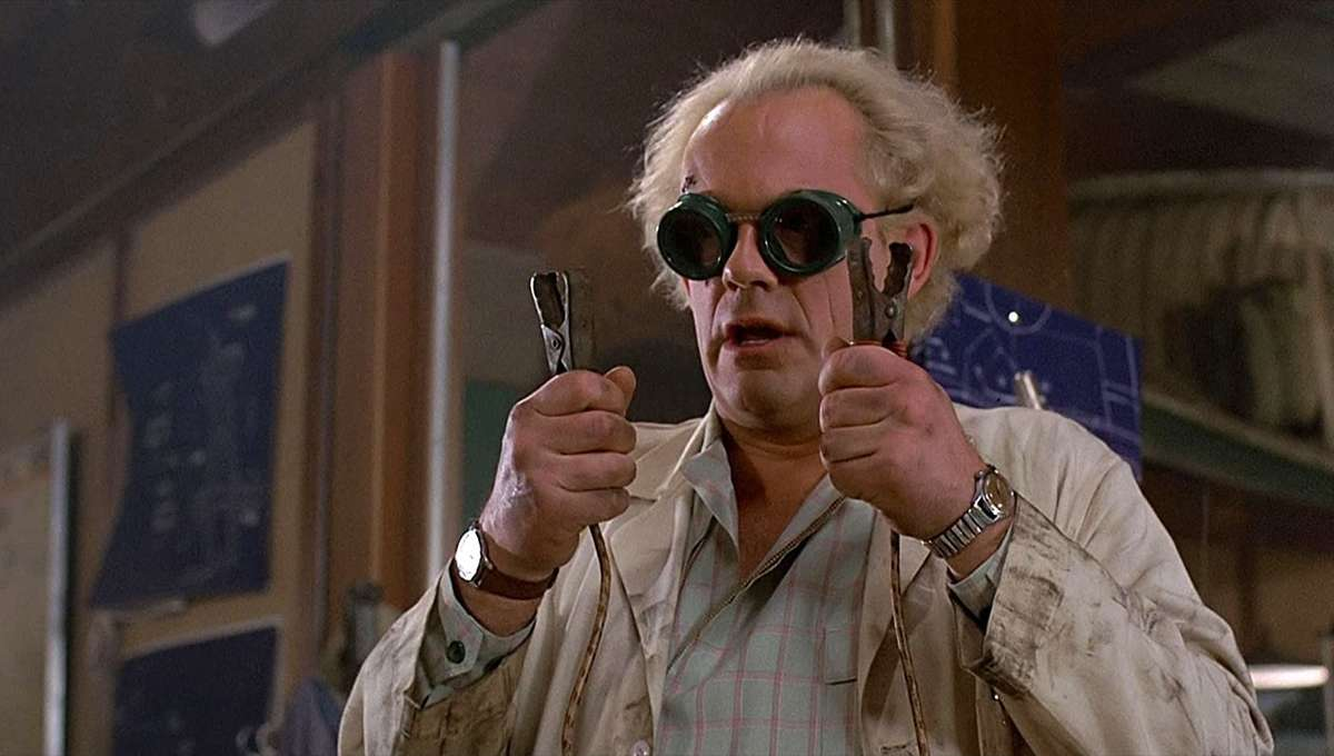 Back to the Future - Doc