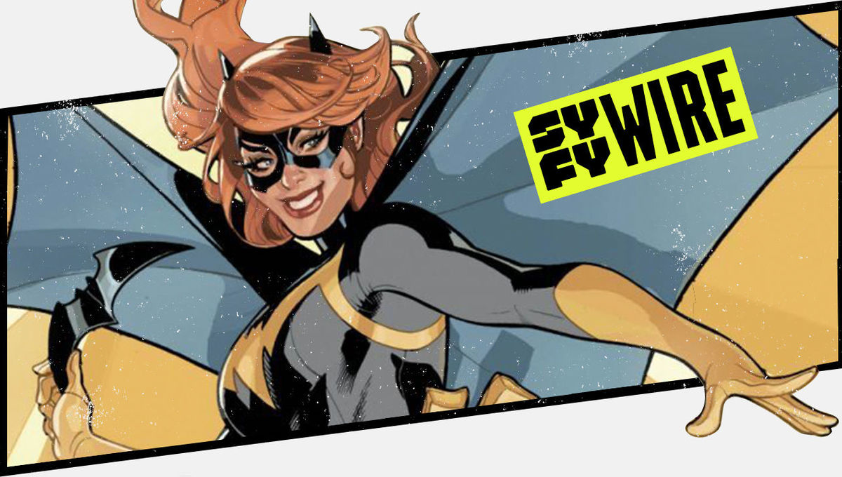 Behind the Panel Batgirl Terry Dodson Hero