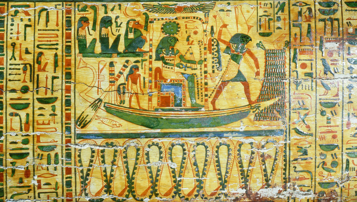 ancient Egyptian afterlife