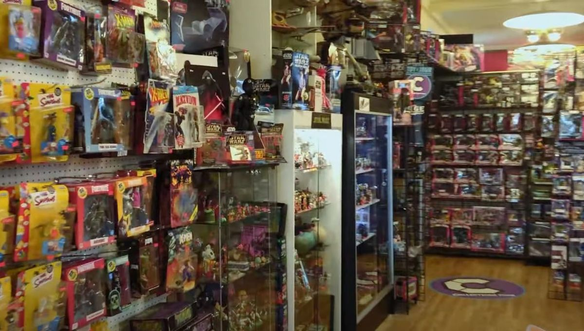 A Toy Store Near You trailer