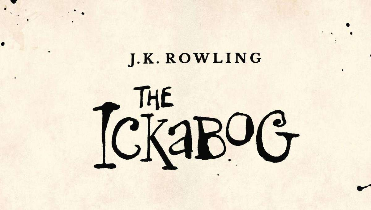 The Ickabog title