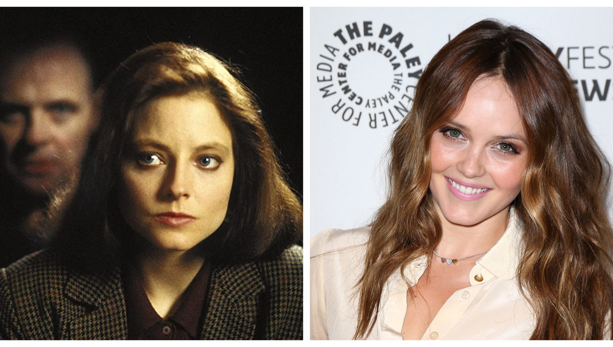 Silence of the Lambs Rebecca Breeds