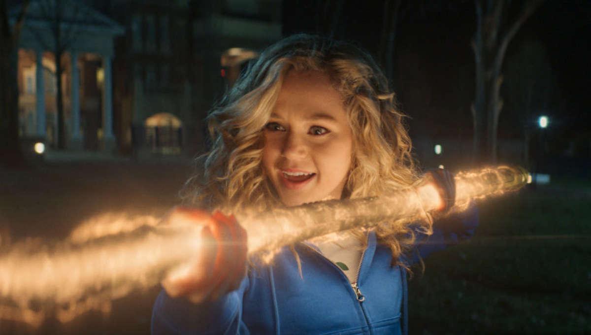 DC's Stargirl The CW