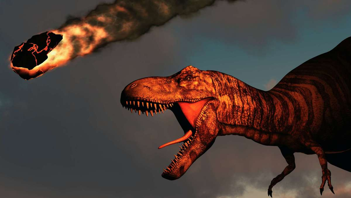 Dino-Killing Asteroid Hit Earth at Most 'Lethal' Angle, New Study Says
