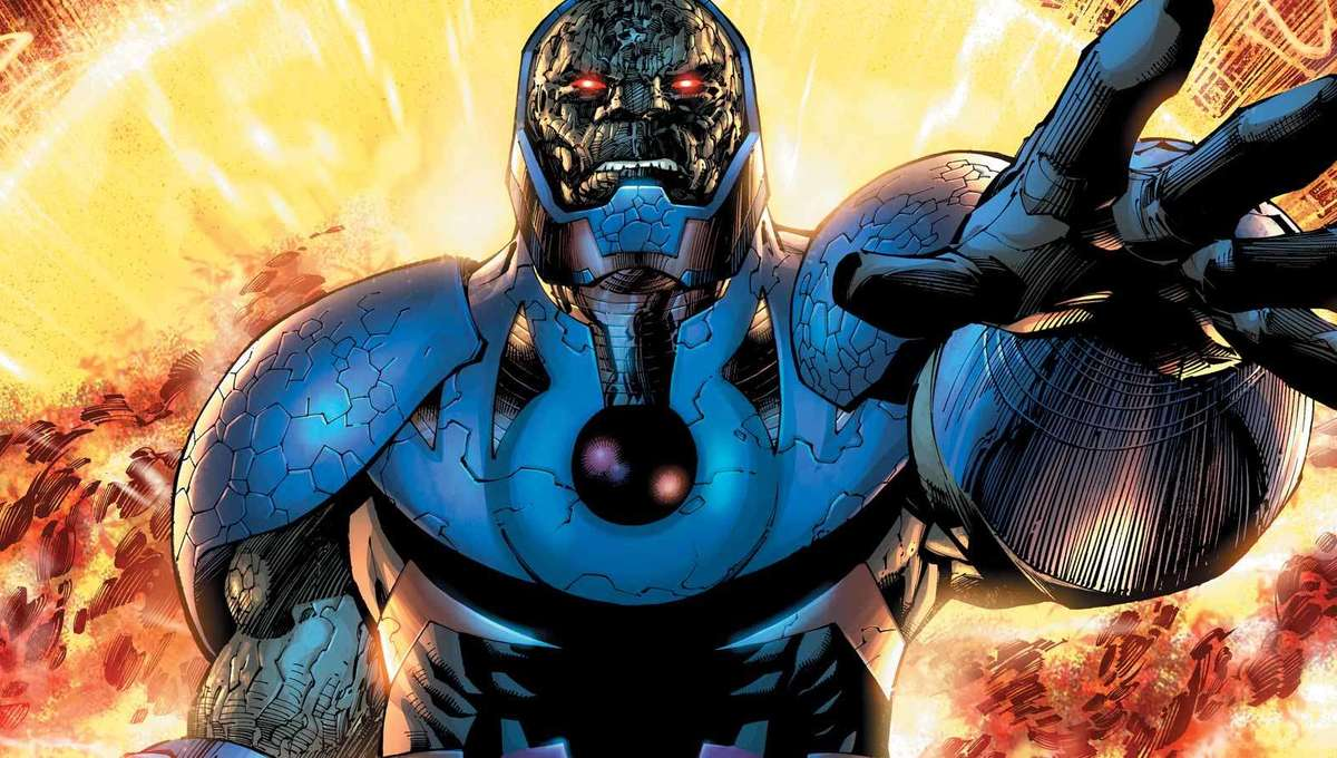 Darkseid official