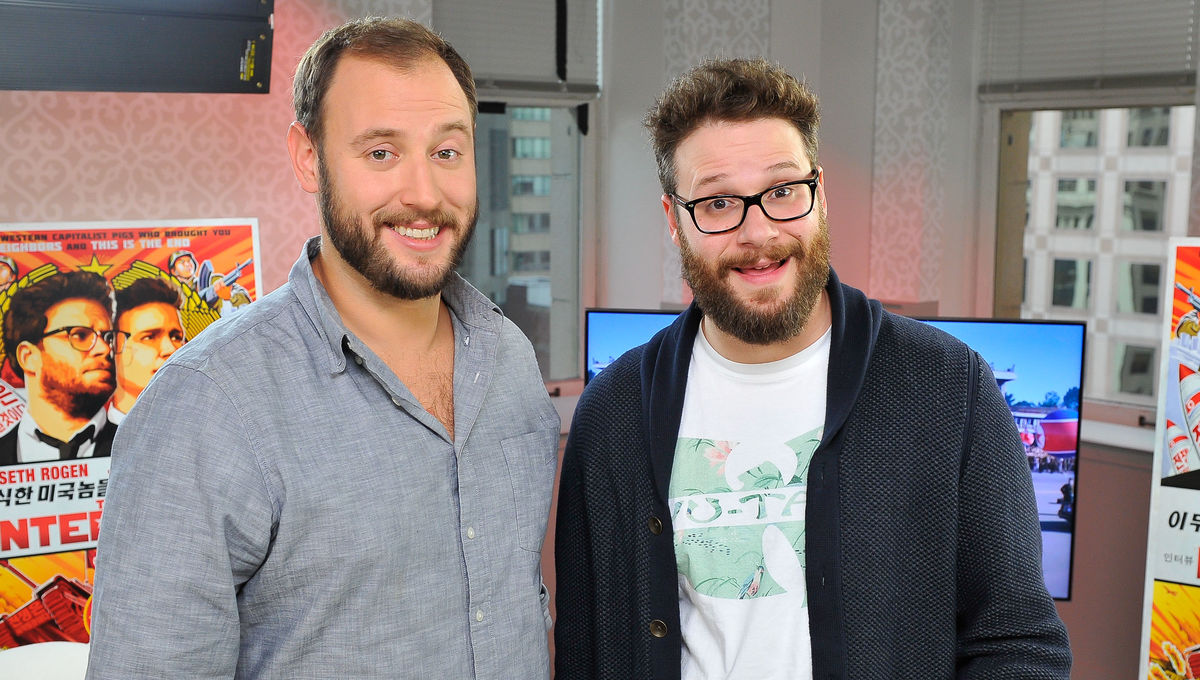 Evan Goldberg Seth Rogen