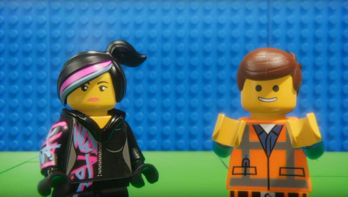 LEGO Movie PSA
