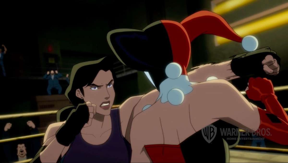 Lois Harley Justice League Dark Apokolips War